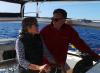 Sur le bateau de Jean-Marie & Mimi